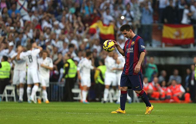 Superioridad merengue; Real Madrid vence 3-1 al Barcelona