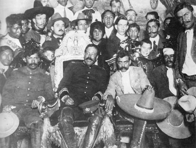 Fechas Personajes Y Documentos De La Revolución Mexicana