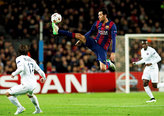 Revive cómo se jugó el Barcelona 3 - 1 PSG (Final)