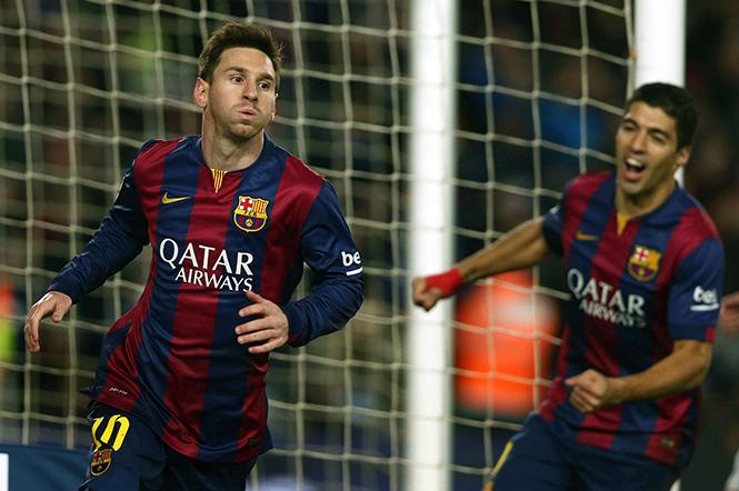 Messi da al Barcelona agónico triunfo sobre el Atlético de Madrid
