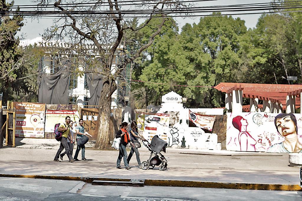 Exdelegados dejan obras inacabadas