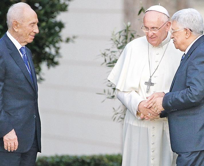 El Vaticano reconoce de manera oficial el apoyo al 'Estado palestino'