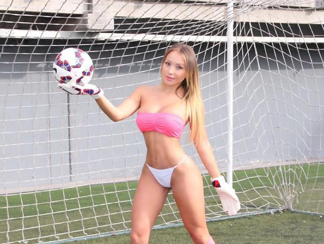 se desnuda la 'novia de la copa américa' para playboy
