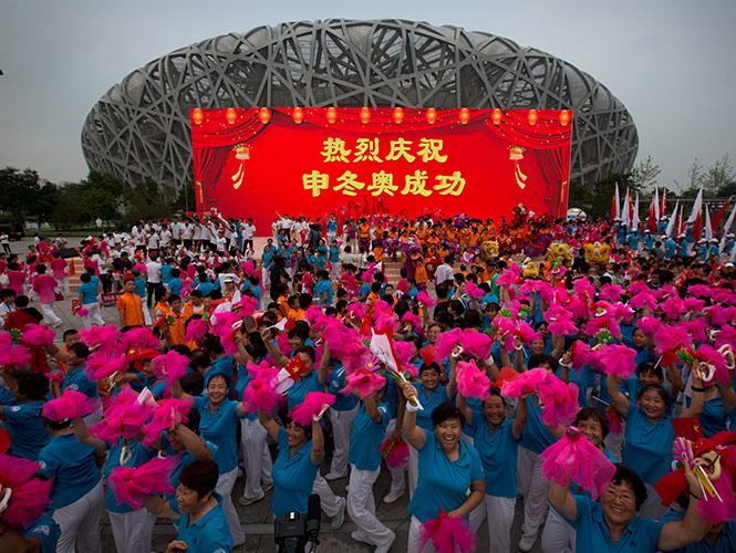 Beijing Hace Historia Sede De Los Juegos Olimpicos De Invierno 2022