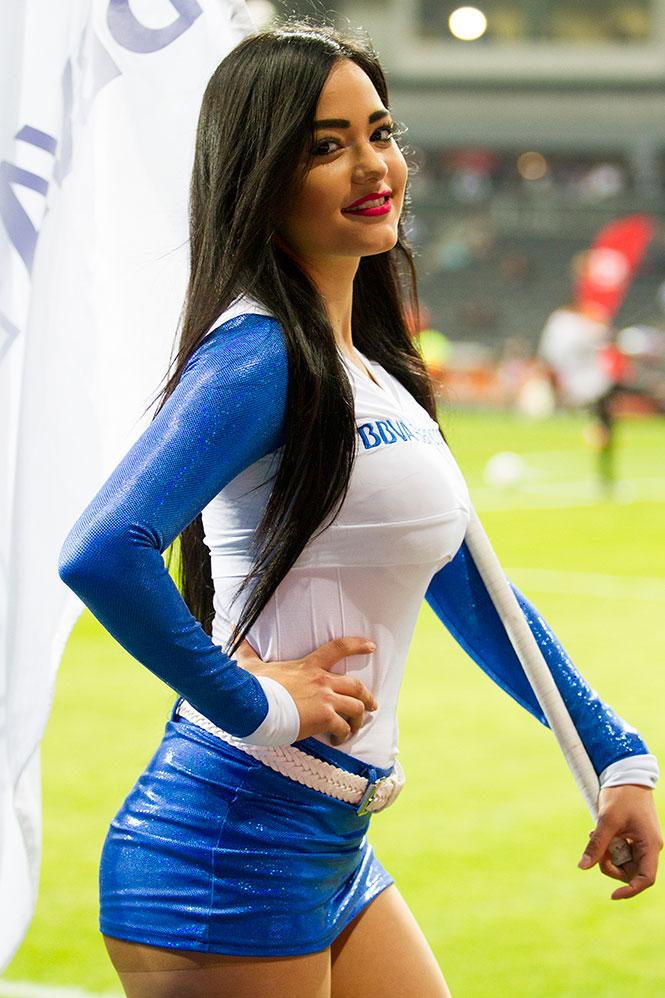 FOTOGALERÍA: Las chicas guapas de la jornada 3 en la Liga MX