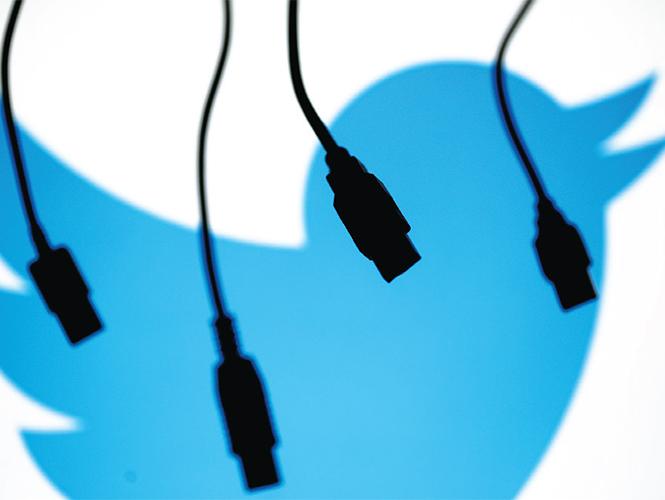Twitter cancela cuentas vinculadas al terrorismo