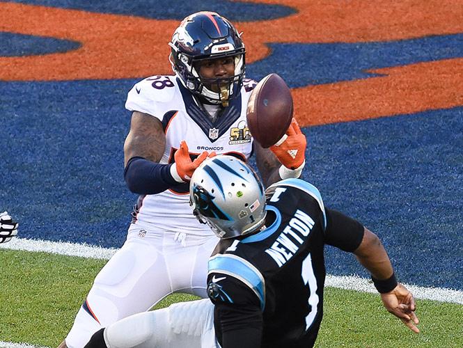 Broncos se bañan de oro; campeones del Super Bowl 50