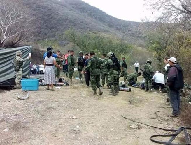 Accidentes e incidentes de elementos del Ejército Mexicano  Noticias,comentarios,fotos,videos. - Página 2 1405330