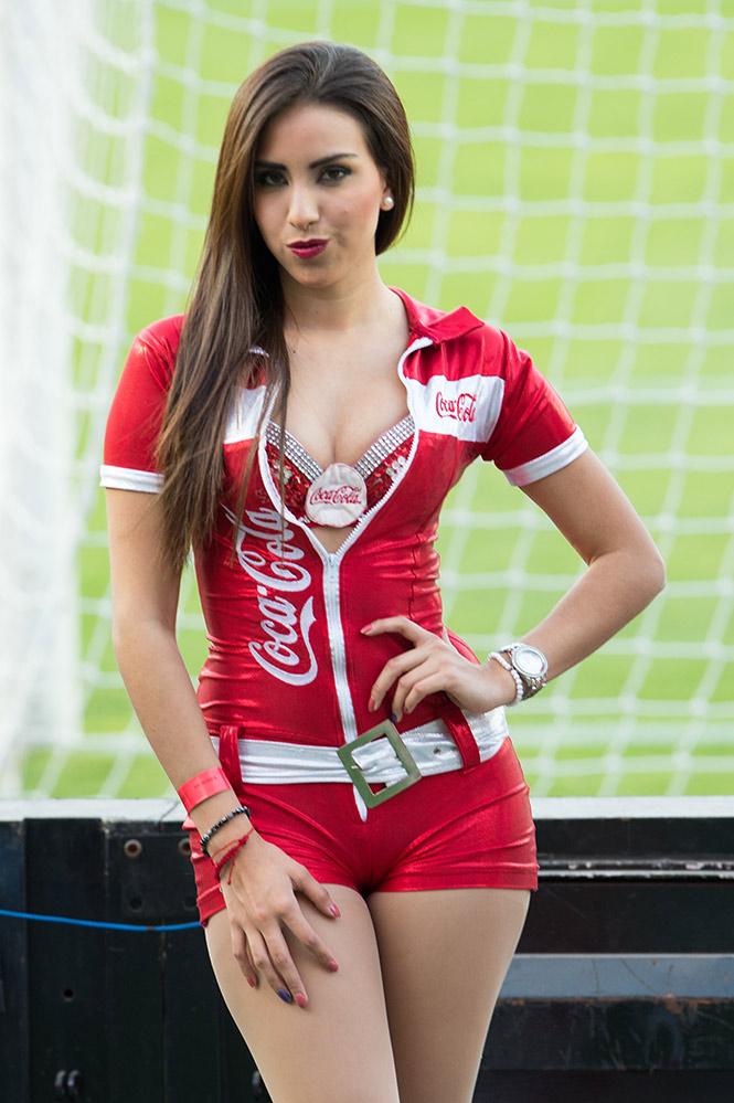 Fotogalería La Chicas Guapas De La Jornada 10 En La Liga Mx