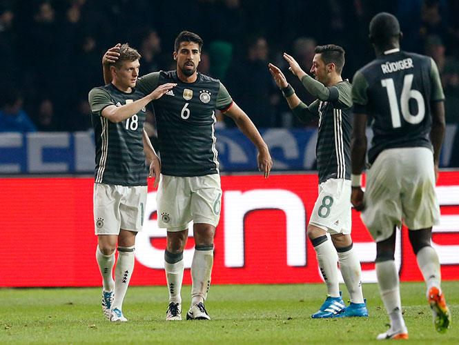 Clásico partidazo; Inglaterra remonta y vence a Alemania