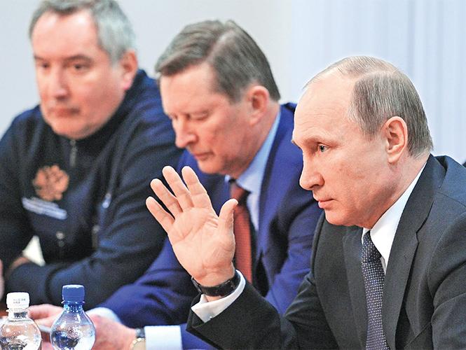 Vladimir Putin - Últimas Noticias. - Página 4 1434730