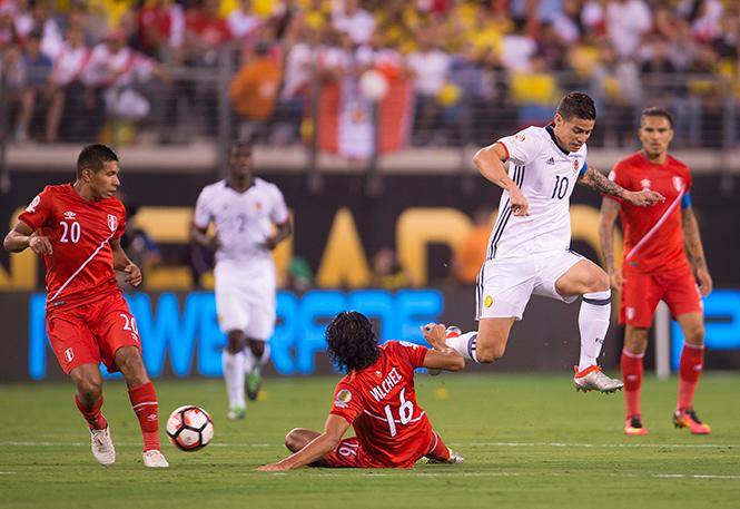 Revive el pase a semis de Colombia en penales 2-4 (0-0) ante Perú