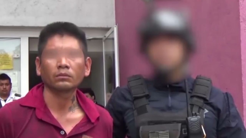 Víctima reconoce a violador de ETN; pide pena de muerte