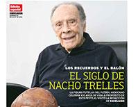 El siglo de Nacho Trelles