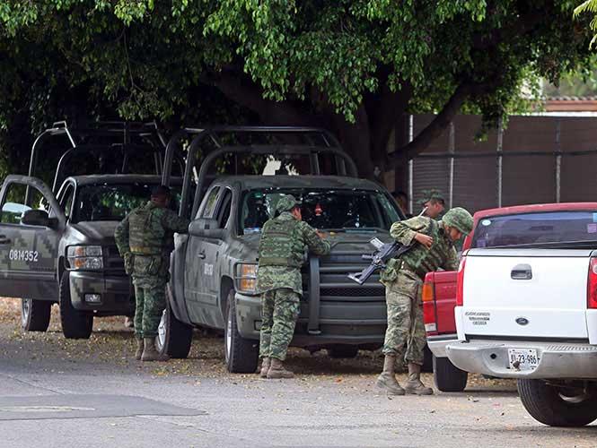 Atacan a policias en Jalisco y Michoacán 1513560