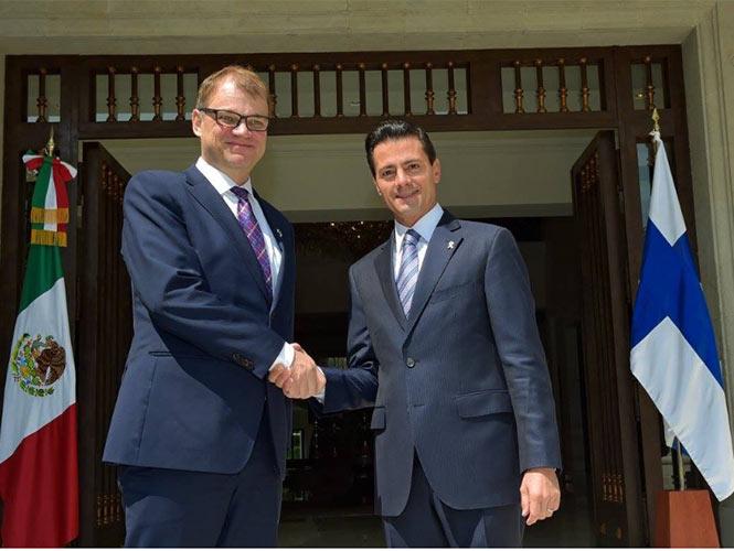 Peña Nieto en la SIP: las redes sociales han adquirido mucho poder