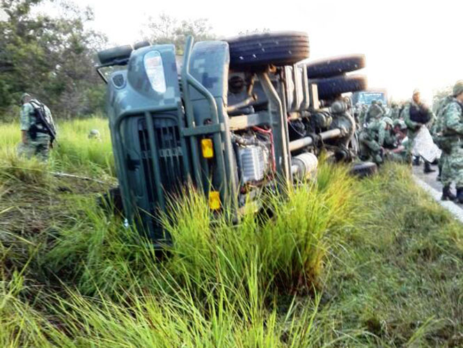 Accidentes e incidentes de elementos del Ejército Mexicano  Noticias,comentarios,fotos,videos. - Página 3 1548340