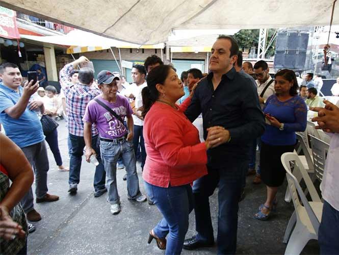 Líder del PSD denuncia al 'Cuau' por peculado