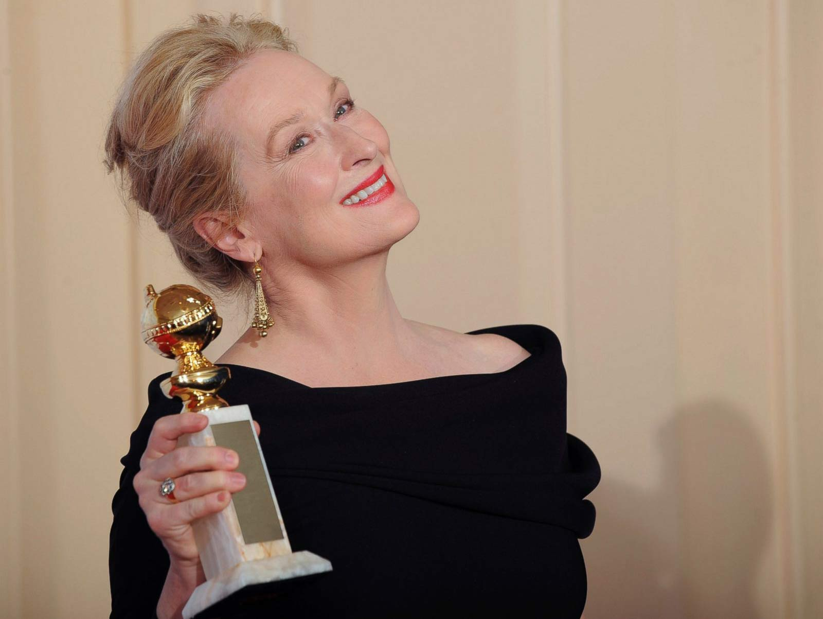 Meryl Streep ya tiene asegurado un premio en 2017