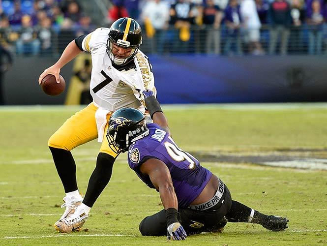 Steelers se declara 'hijo' de Ravens tras derrota