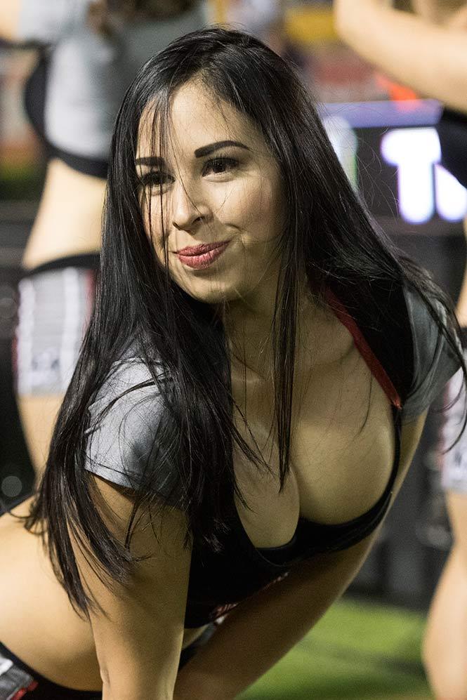 Fotogalería Las Chicas Sexys De La Jornada 17 En La Liga Mx
