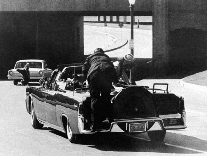 Notitarde. Asesinato de John F. Kennedy