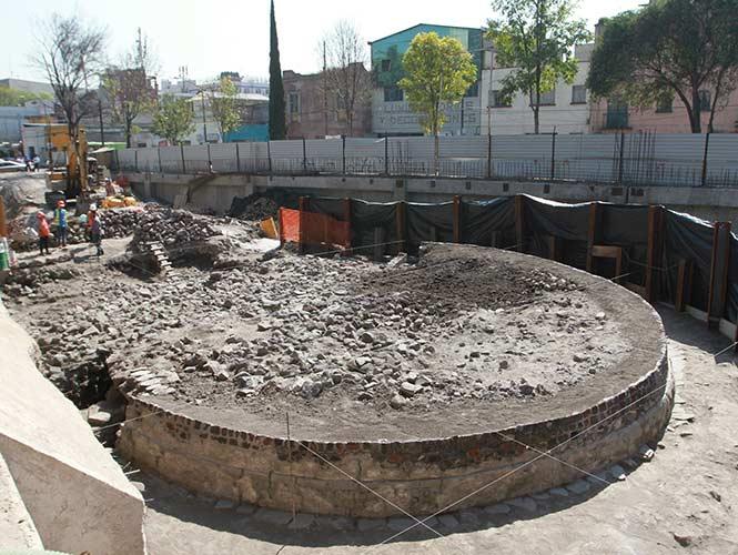 Descubren templo dedicado a Quetzalcóatl en Tlatelolco