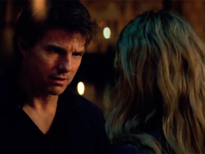 Tom Cruise presenta teaser tráiler de 'La Momia'