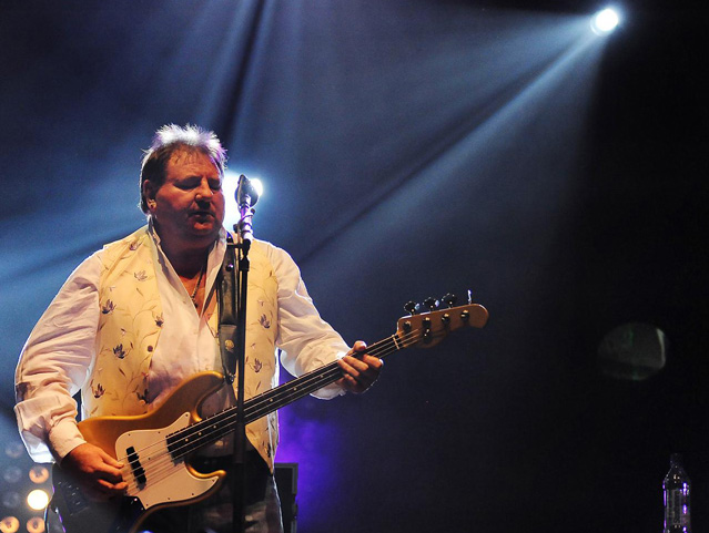 Muere el músico británico Greg Lake, padre del rock progresivo