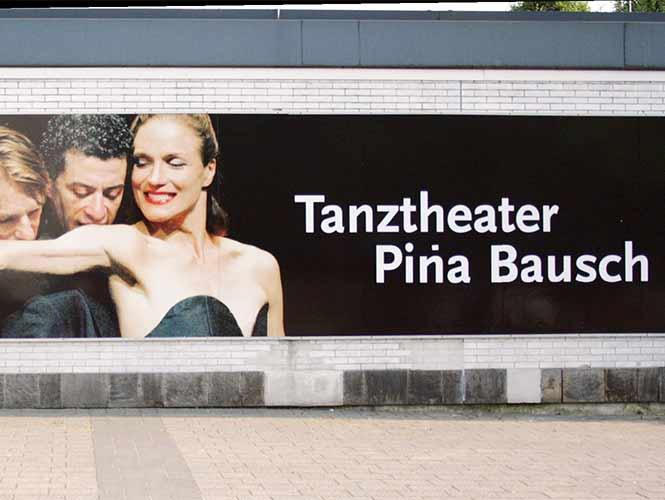 Berlín Enloquece Por Pina Bausch