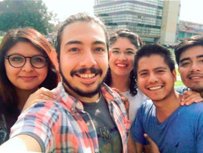 Losuniversitarios son los primeros mexicanos seleccionados para capacitarse en el diseño de misiones y exploración espacial, en el Southern Hemisphere Space Studies Program