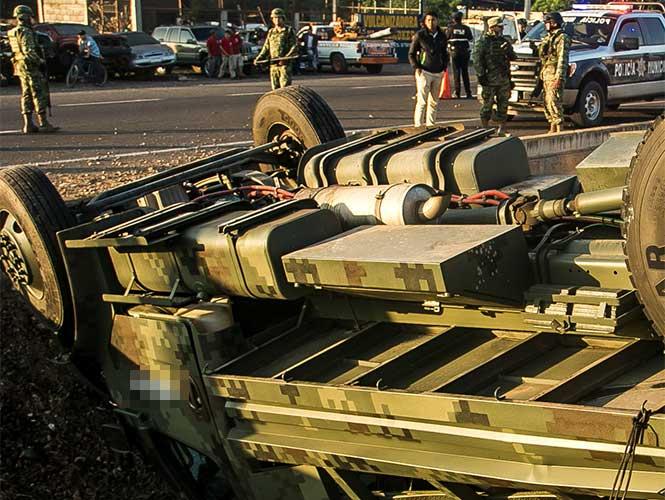 Accidentes e incidentes de elementos del Ejército Mexicano  Noticias,comentarios,fotos,videos. - Página 3 1598819