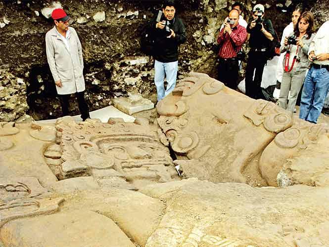 La Cultura Azteca 1600137