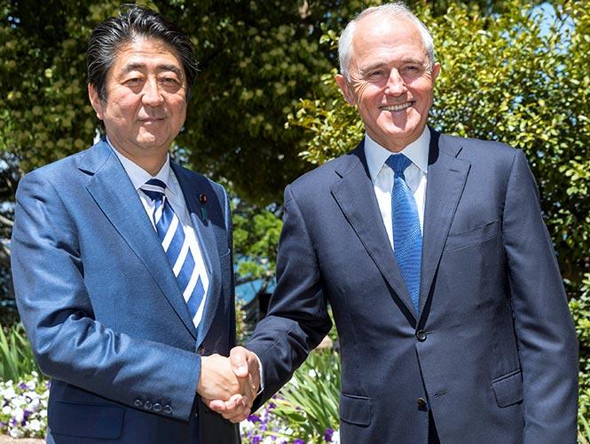 Japón aprueba las normas para ampliar el papel de su Ejército 1600380