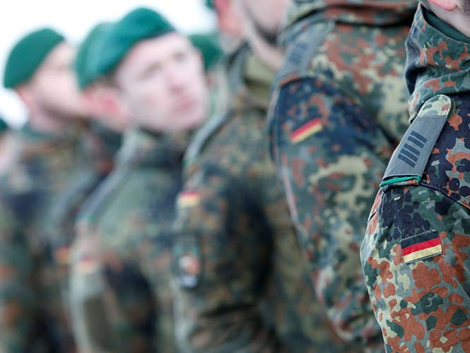 Bundeswehr (Fuerzas Armadas Alemanas) - Página 3 1609387