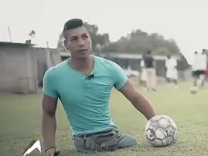 fútbol de piernas