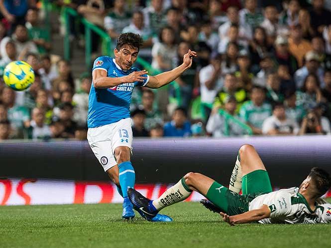 b401a446797 Revive el emocionante empate entre Santos y Cruz Azul