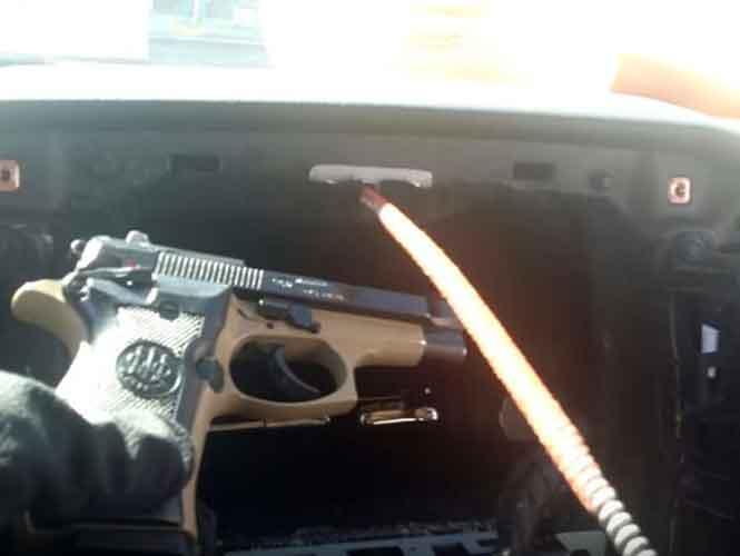Sonora - Aseguran arsenal con seis mil cartuchos en Sonora 1627400