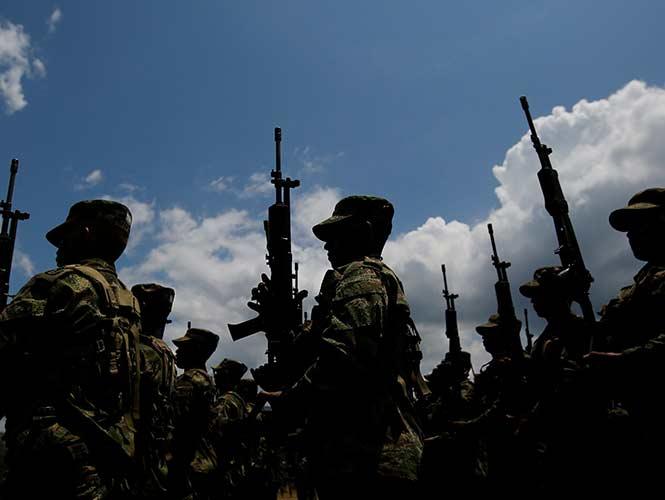 Colombia - Colombia y las FARC ponen fin a la guerra. - Página 3 1629187