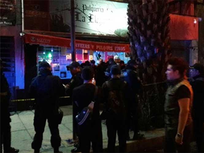 Balacera en bar de la Zona Rosa deja un muerto