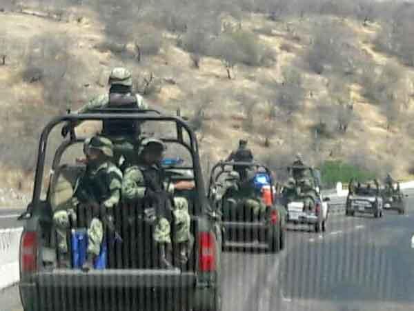 Detienen a sujetos armados en operativo contra la delincuencia 1637821