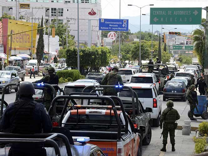 Guerrero - FFAA Federales Asumen la Seguridad en 13 Municipios de Guerrero. 1639036