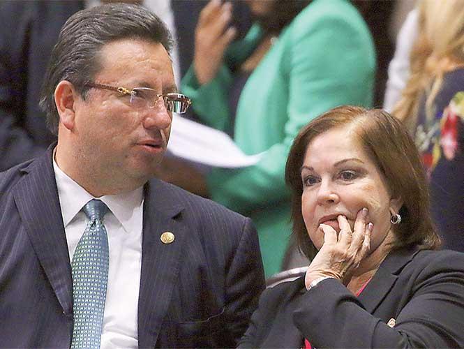 Desechan diputados 58 demandas de juicio político