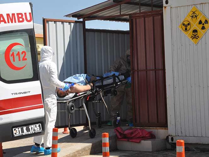 Autopsias confirman el uso de armas químicas en Siria: Turquía