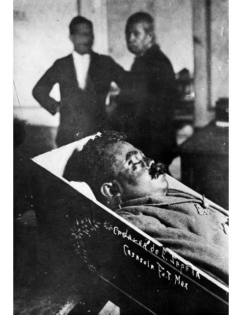 Emiliano Zapata ingresa al Ejercito Federal de Porfirio Diaz 1654535