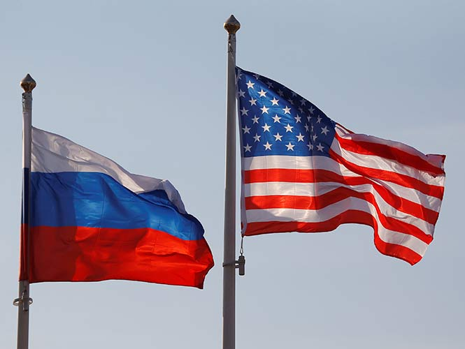 Tillerson llega a Moscú para reunirse con su colega ruso Lavrov