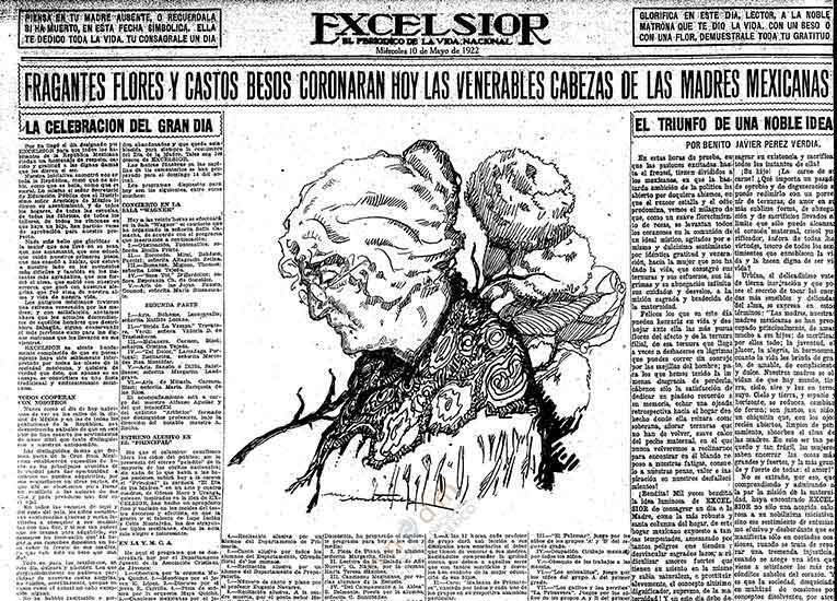 La cotidianeidad mexicana desde las páginas de Excélsior