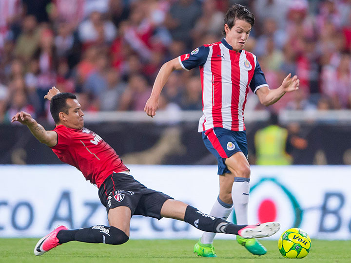 81f23d1d521db Horarios de los partidos Chivas vs Atlas y Xolos vs Monarcas