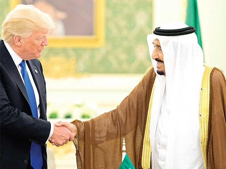 militar - Una OTAN árabe, proyecto de alianza militar en Medio Oriente. 1678922