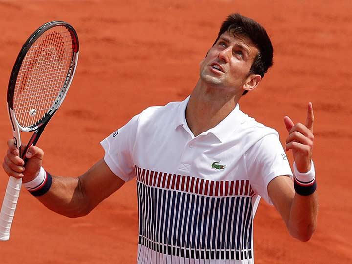 Djokovic se entrenó con Agassi por primera vez